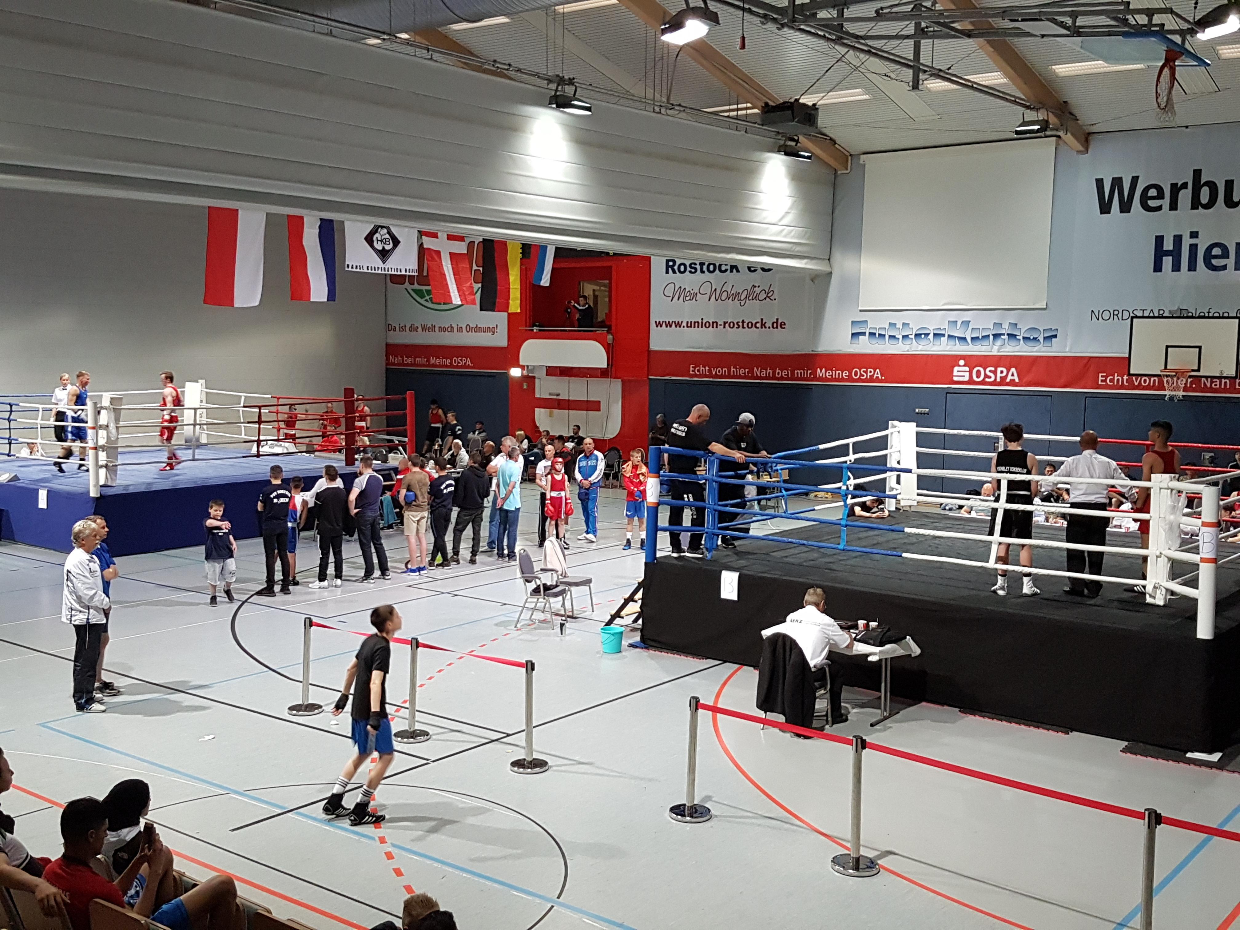 Hanse Grand Prix Boxen