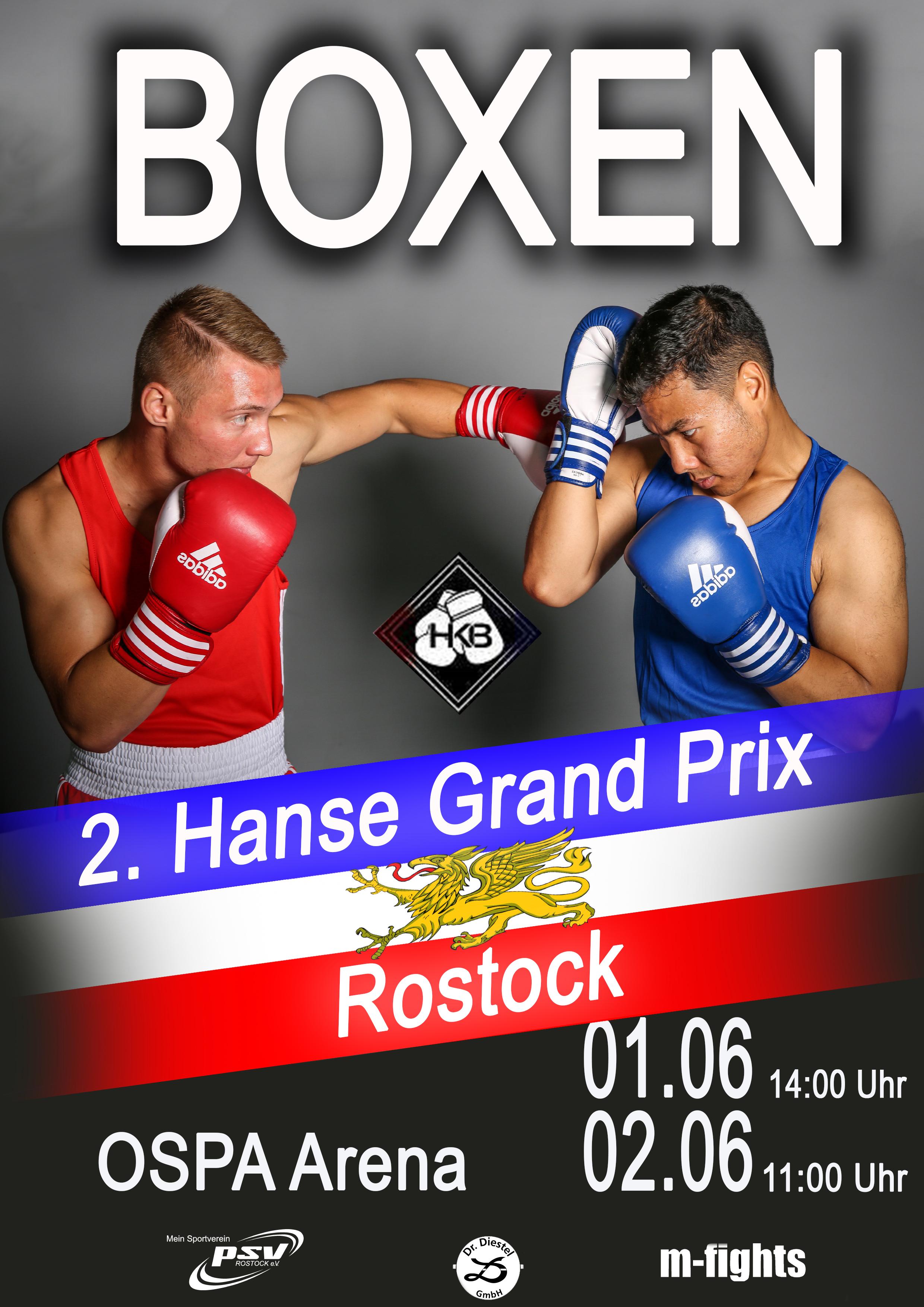 2. Hanse Grand Prix Boxen 2019