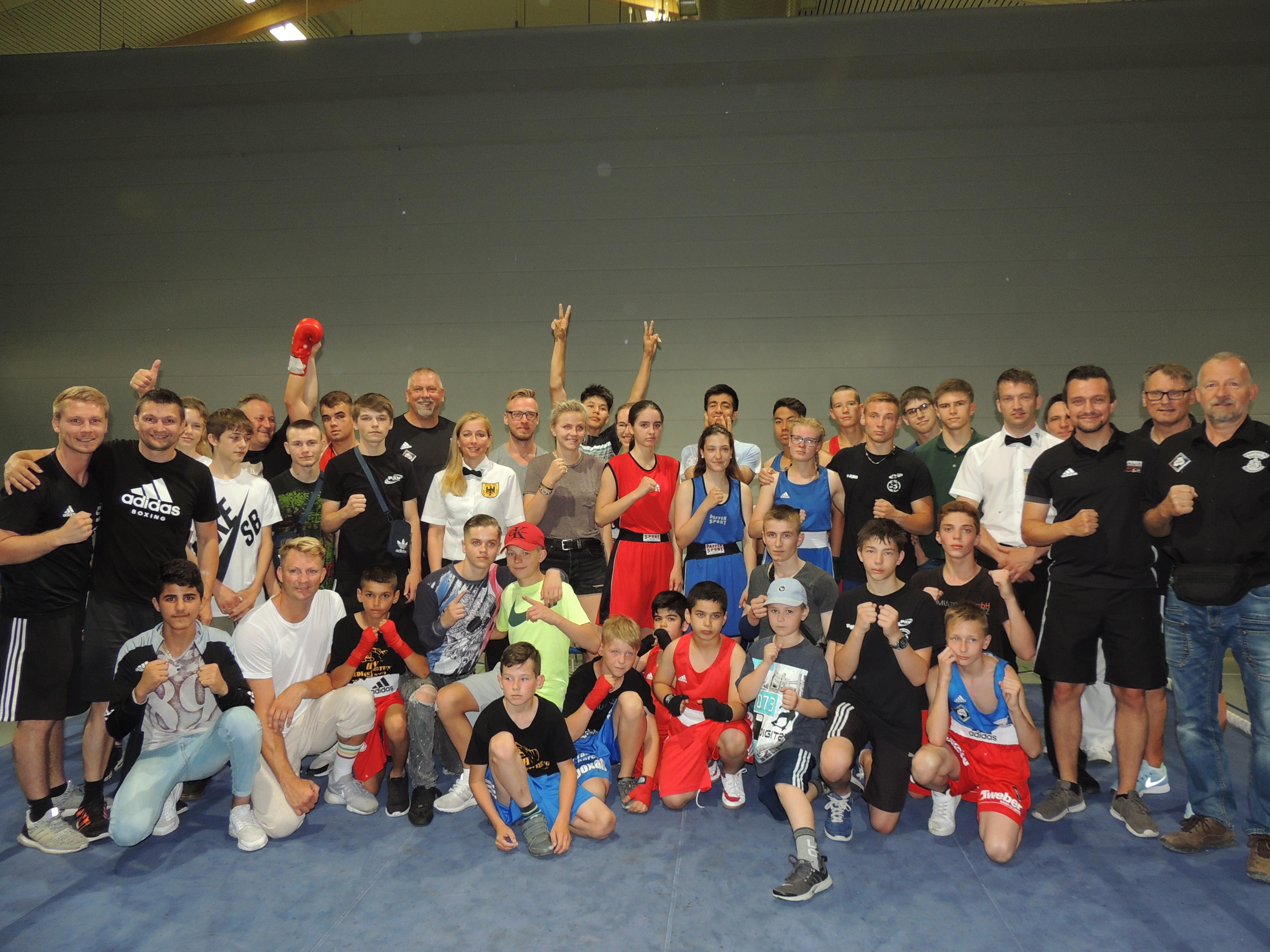HKB Teilnehmer