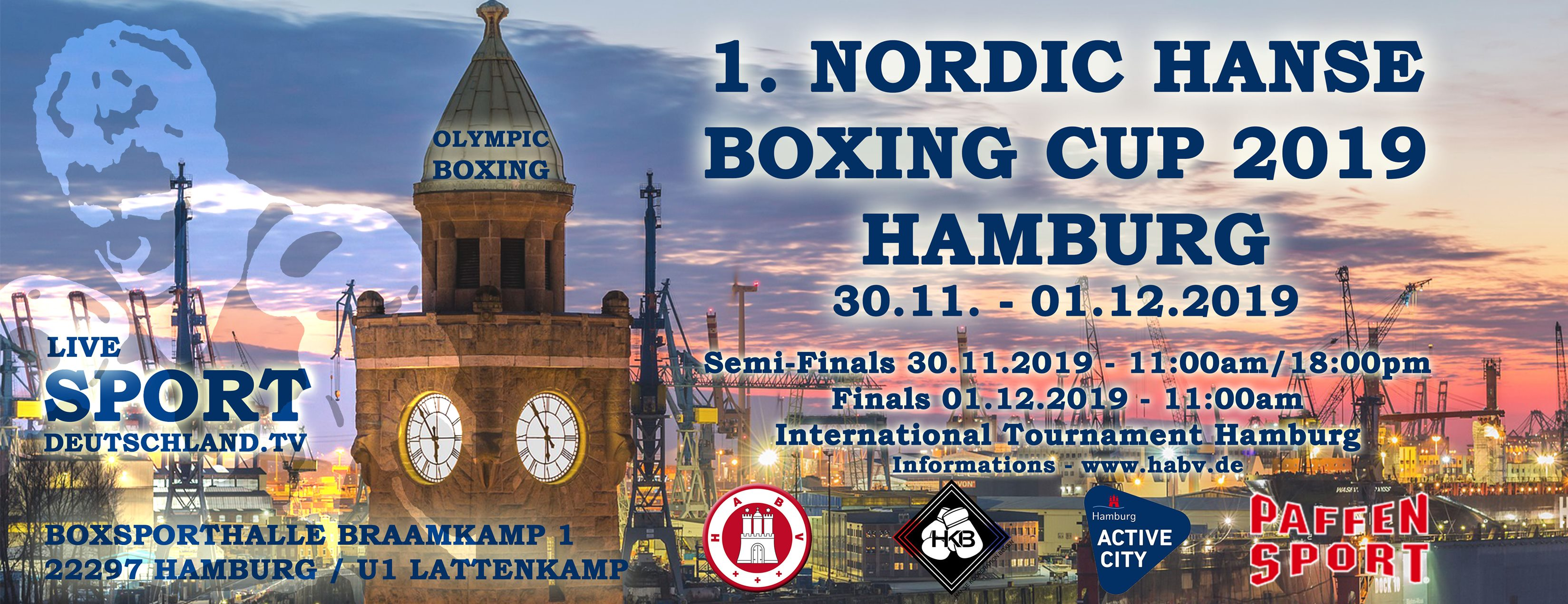 1. Nordic Hanse Boxing Cup 2019
