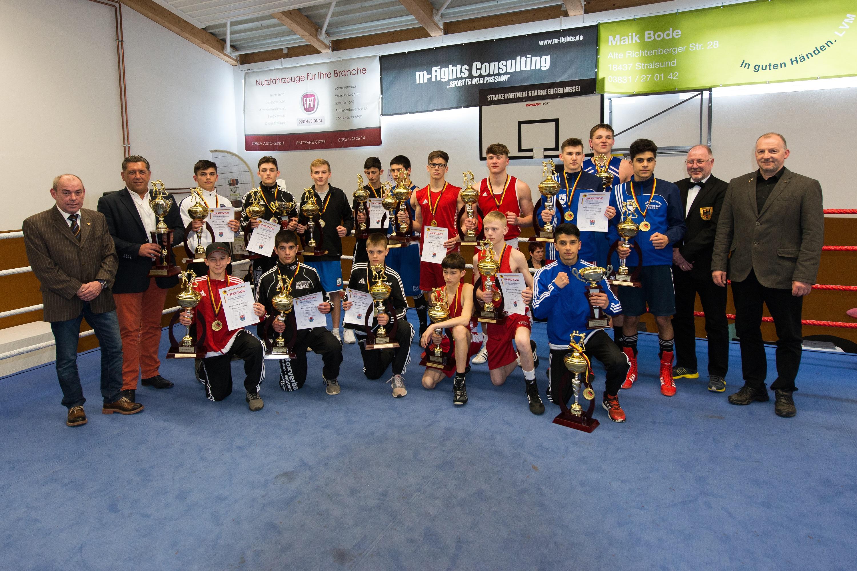 44.Deutsche Juniorenmeisterschaften 2016