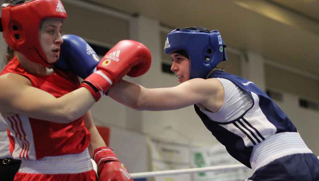 QUEENS CUP BOXING YOUTH-JUNIORS 2015