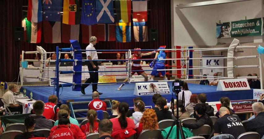 Queens Cup Boxing 2013