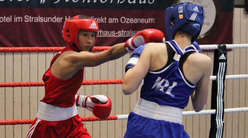 Queens Cup Boxing 2014