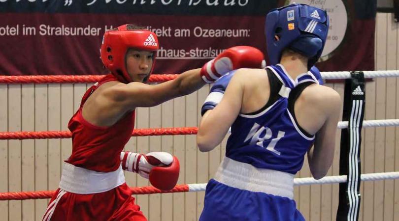 Queens Cup Boxing 2014