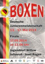 Deutsche Juniorenmeisterschaft 2014